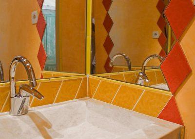 La Provencale: Etage 2 - Salle de douche