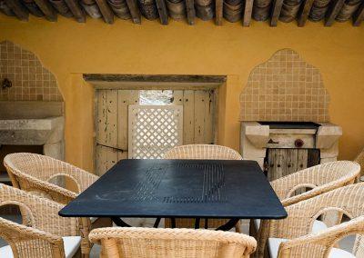 La Provencale: Etage 2 - Terrasse