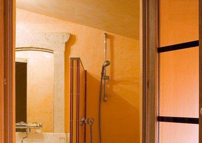 La Provencale: Etage 3 - Salle de douche