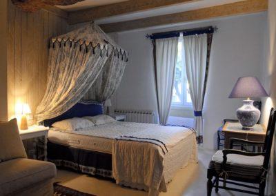 La maison bleu: Etage 1 - Chambre 1