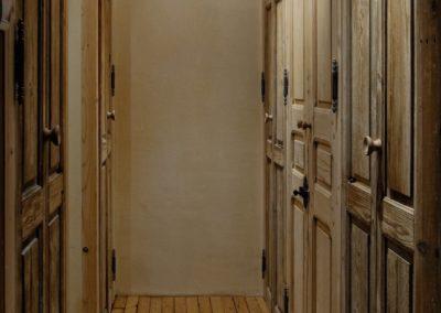 La maison bleu: Etage 1 - Couloir