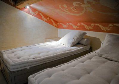 L'Andalouse: Etage - Chambre