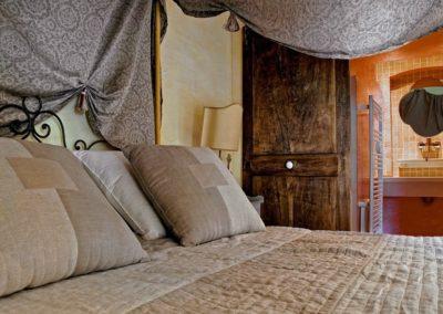 L'Andalouse: Rez de chaussée - Chambre