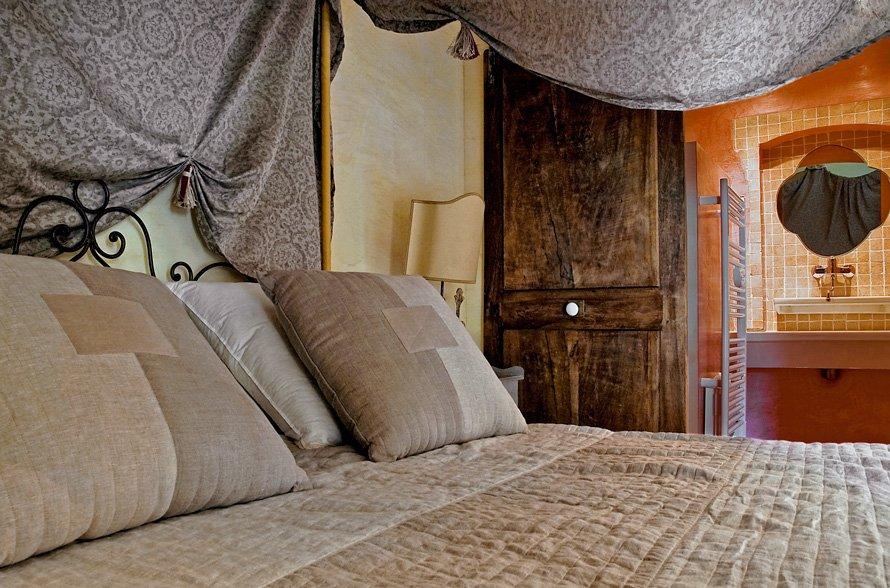 l 39 andalouse rez de chauss e chambre logis du bourg. Black Bedroom Furniture Sets. Home Design Ideas