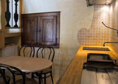 L'Andalouse: Rez de chaussée - Cuisine