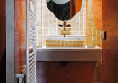 L'Andalouse: Rez de chaussée - Salle de douche