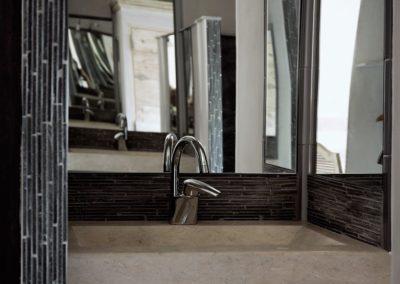La Lavandière: Etage 2 - Salle de douche ch.3