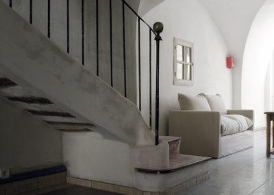 La Lavandière: Rez de chaussée - Salon