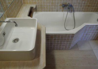 La Toscane: Rez de chaussée - Salle de bain